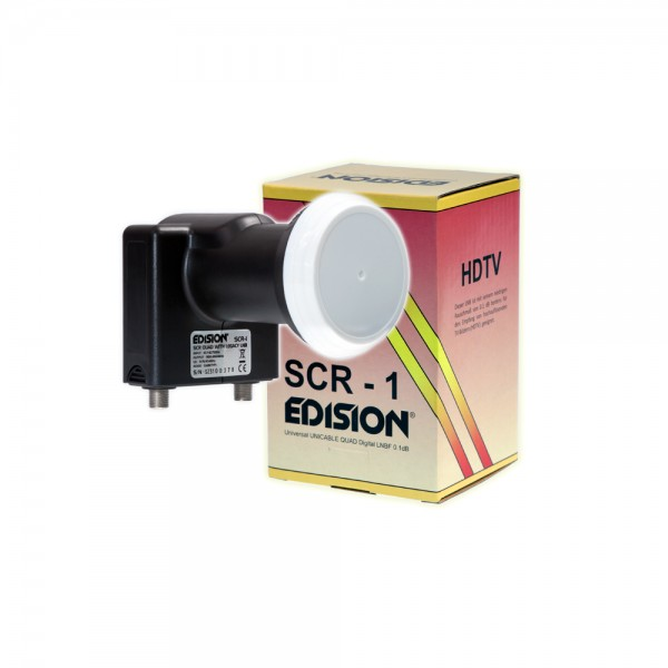 Edision LNB Unicable SCR-1