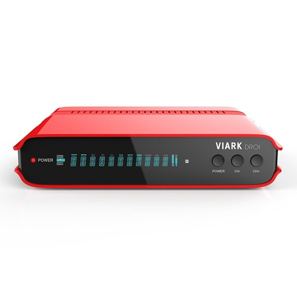 Viark Droi 4K Front