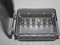 Opticum DiSEqC Schalter DSG 10/1 mit Wetterschutz