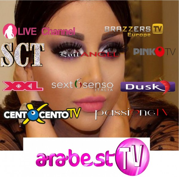 SCT Satisfaction Television 11 Sender 1 Jahr Viaccess inkl. Arabest & Brazzers TV