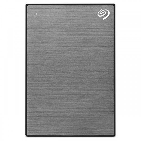 Seagate Backup Plus Slim 1 TB grau vorne