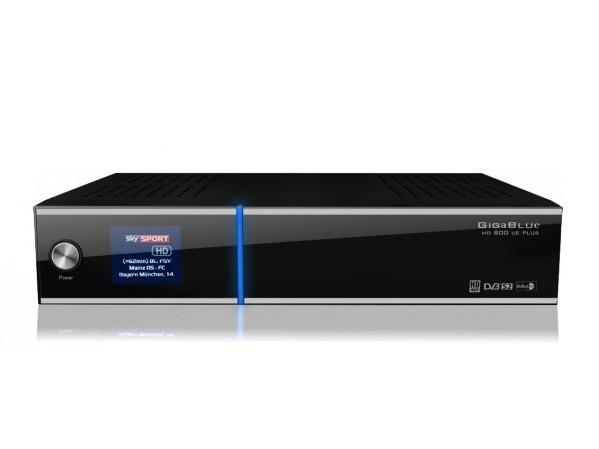 GigaBlue HD 800 UE Plus HDTV-Sat-Receiver