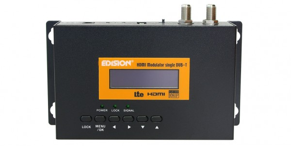 Edision HDMI DVB-T Modulator