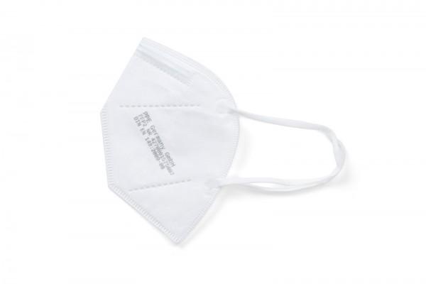 FFP2 Atemschutzmaske 10 Stück für den einmaligen Gebrauch - Made in Germany