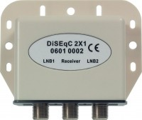 Edision DiSEqC-Schalter 2/1