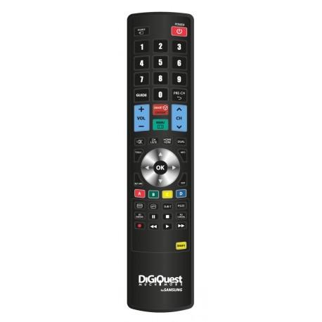 DigiQuest Fernbedienung für Samsung-Geräte (TV, LCD, LED, PLASMA)