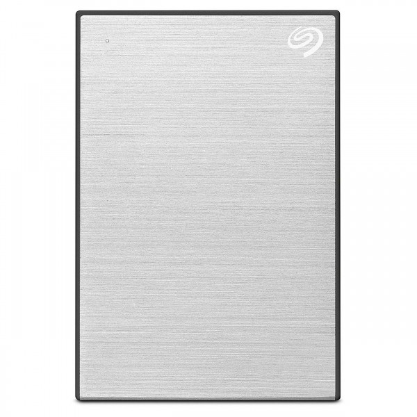 Seagate Backup Plus Portable Slim 1 TB externe Festplatte silber bulk