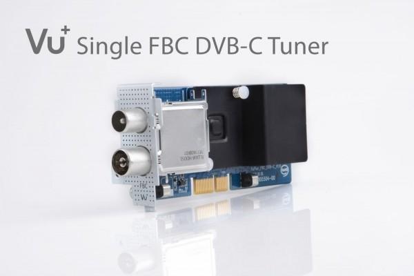 VU+ DVB-C FBC Tuner Uno 4K / Ultimo 4K