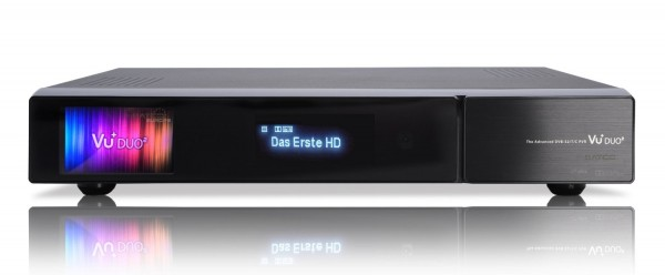 VU+ Duo² (Duo 2) Digitaler HDTV-Kabel-Twin-Receiver (Linux) - 2 x DVB-C