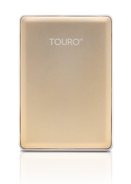 Touro S gold Vorderansicht