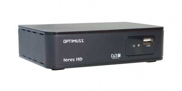 Edision Optimuss teres HD digitaler HDTV DVB-T Receiver