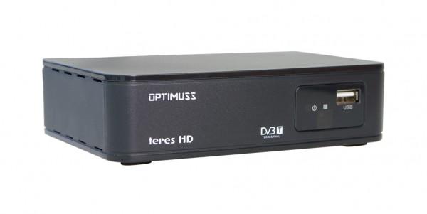 Edision Optimuss teres HD digitaler HDTV DVB-T Receiver