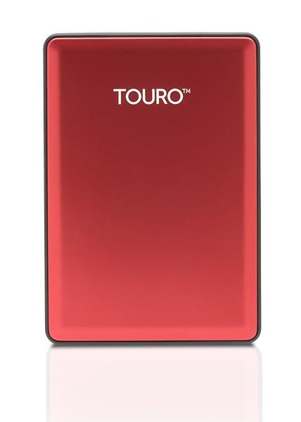Touro S rot Vordersicht