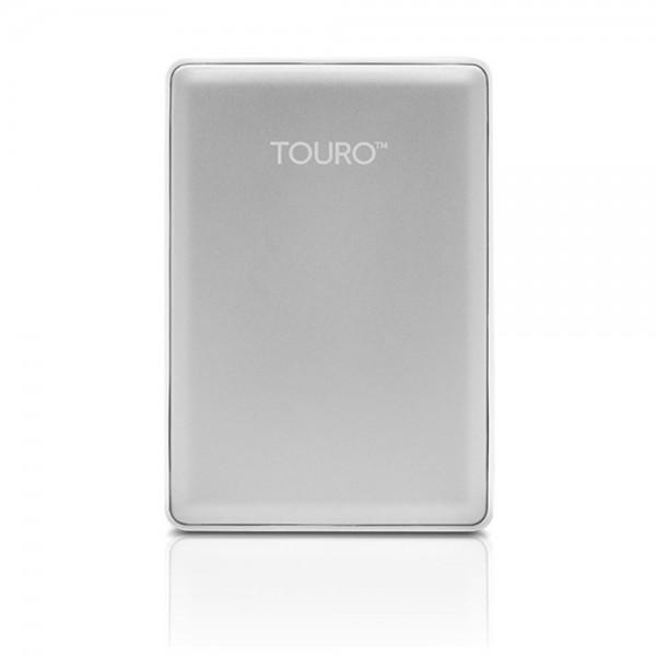 "HGST Touro S 1 TB 1000 GB silber externe Festplatte HDD USB 3.0 7200 RPM 2,5"" bulk 0S03731"