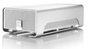 HGST G-Technology G-Raid Dual Drive grau 6TB, 7200rpm, USB-A 2.0/eSATA/FireWire 800 0G01976