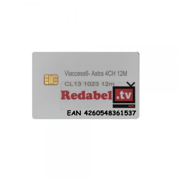 Redabel Astra Erotik Paket: 4 Kanäle DorcelTV(23-5 Uhr),24Std.: Hustler TV und NEU Vivid auf Astra