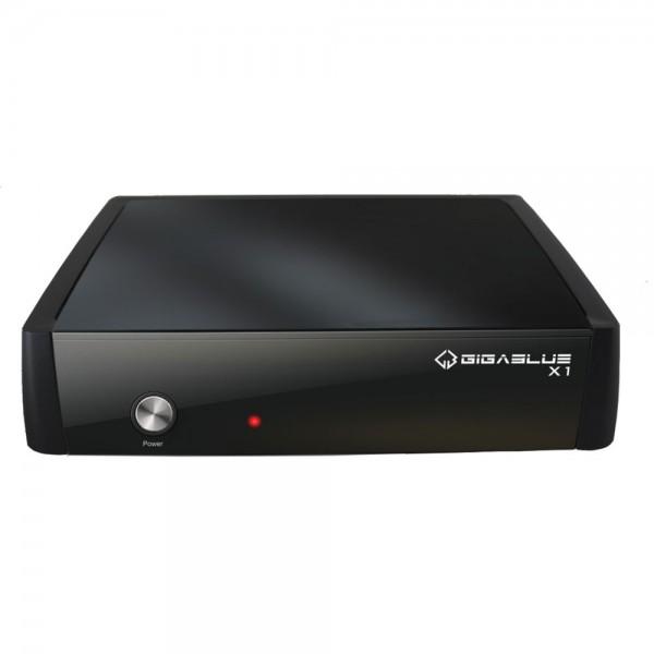 GigaBlue HD X1 HDTV DVB-S2 Sat-Receiver