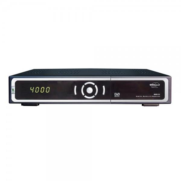 Digiquest 8600CI digitaler DVB-S Satelliten Receiver