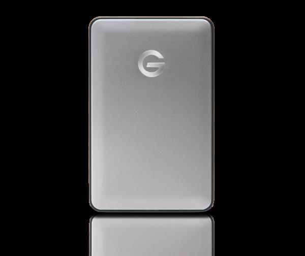 HGST G-Drive Mobile USB-C 3.0 1 TB externe Festplatte silber 1000 GB HDD 7200 rpm bulk