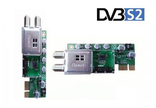 Sat-Tuner für Gigablue HD 800 SE/UE Plus und Quad Serie