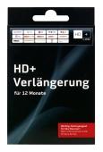 HD+ Verlängerung für HD+ Karte HDVerl