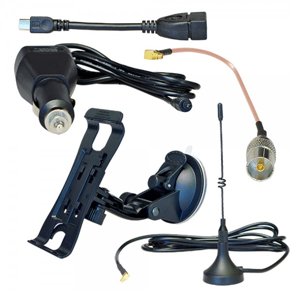 Edision CarKit Navi Adapter Set für das EdiTab2