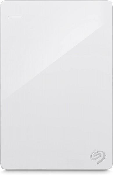 Seagate Backup Plus Portable Slim 2 TB externe Festplatte weiß bulk