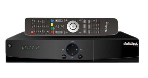 Medi@link digital Galaxy HD Satreceiver