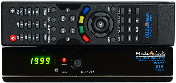 ML 1200S_Set_front_remote